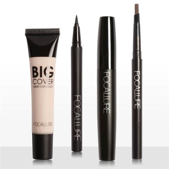 Focallure 4 piece Eye Makeup Set
