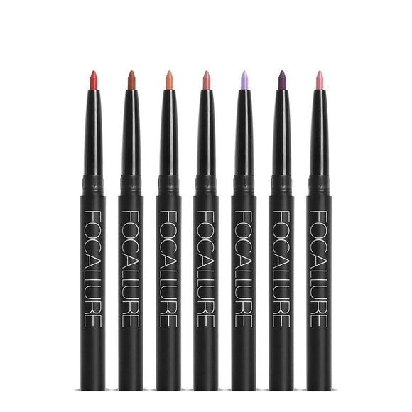 Focallure Waterproof Lip Liner Pencil-Mina e-bazaar