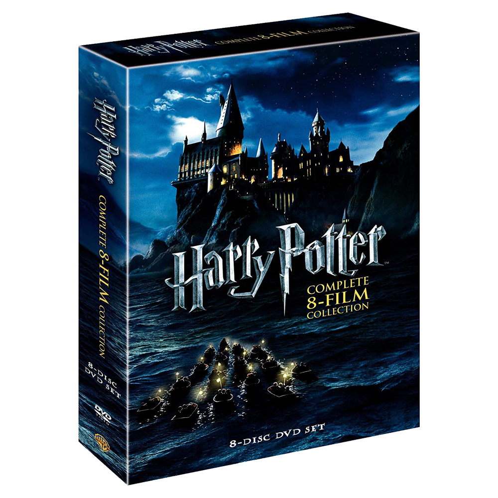 Harry Potter™: The Complete 8-Film Collection (DVD)