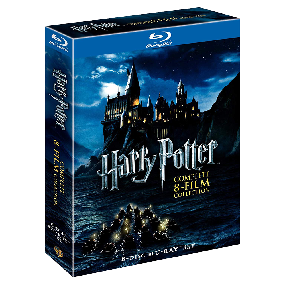 Harry Potter™: Complete 8-Film Collection (BD)