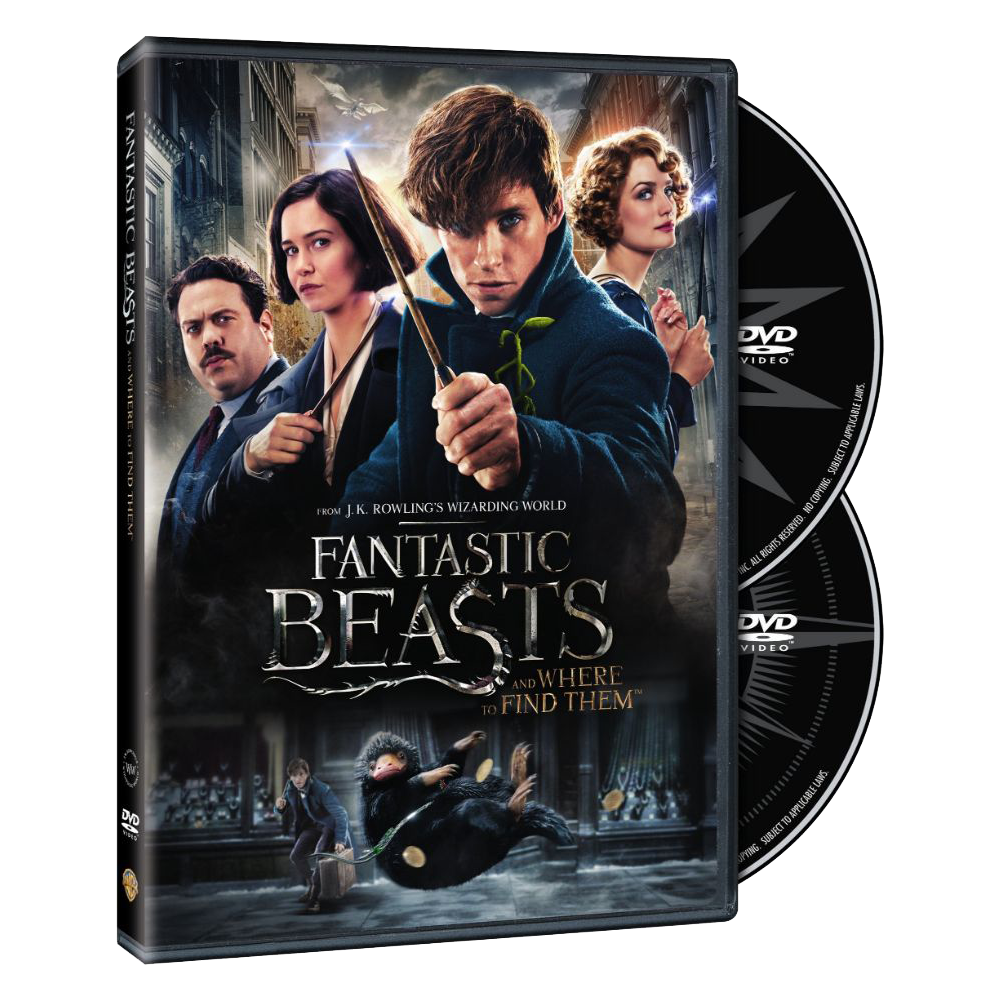 Fantastic Beasts and Where to Find Them™ (DVD)