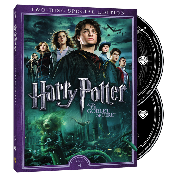 Harry Potter and the Goblet of Fire™ (Two-Disc Special Edition) (DVD)