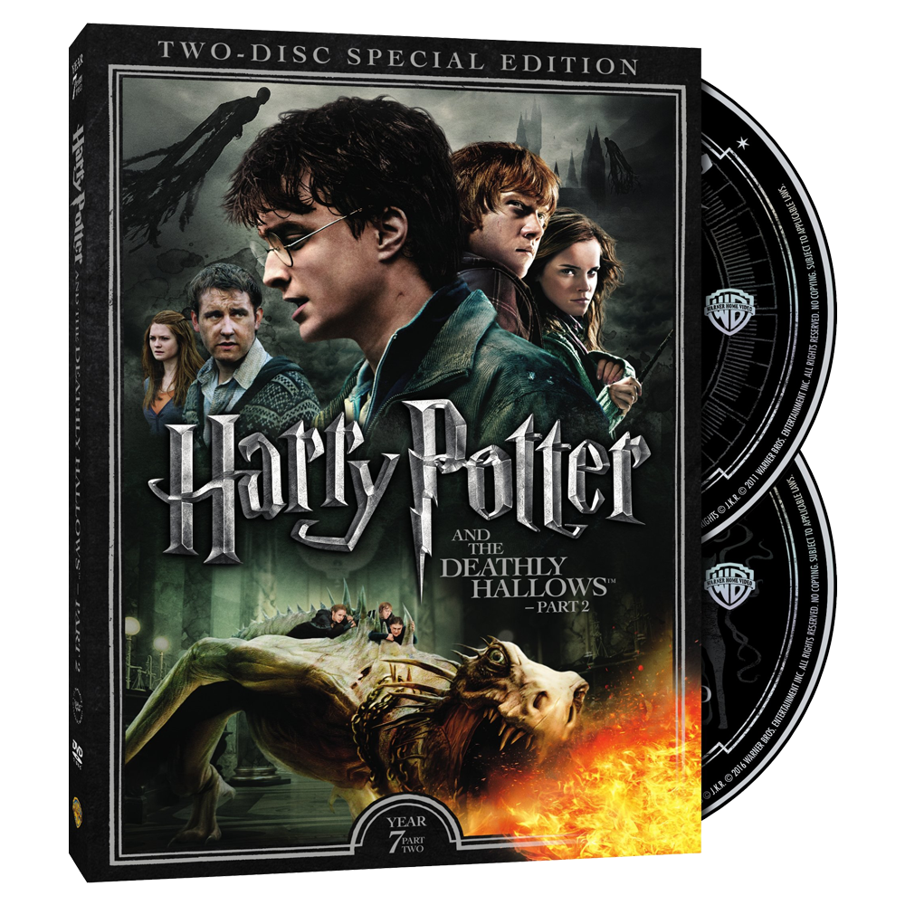 Harry Potter and the Deathly Hallows™ Part II (Two-Disc Special Edition) (DVD)