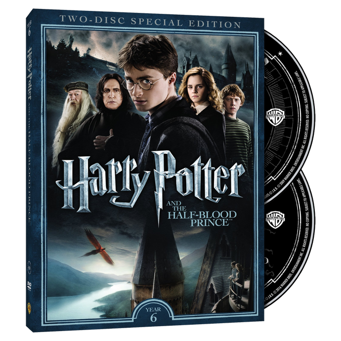 Harry Potter and the Half-Blood Prince™ (Two-Disc Special Edition) (DVD)