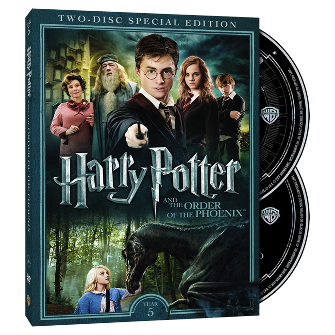 Harry Potter and the Order of the Phoenix™ (Two-Disc Special Edition) (DVD)