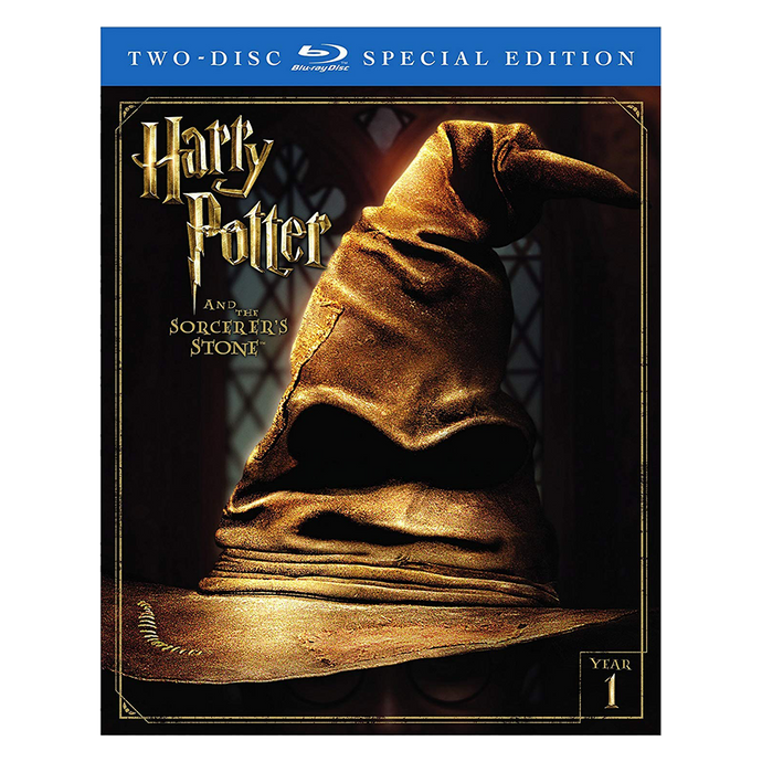 Harry Potter and Sorcerer's Stone™ (Two-Disc Special Edition) (BD)
