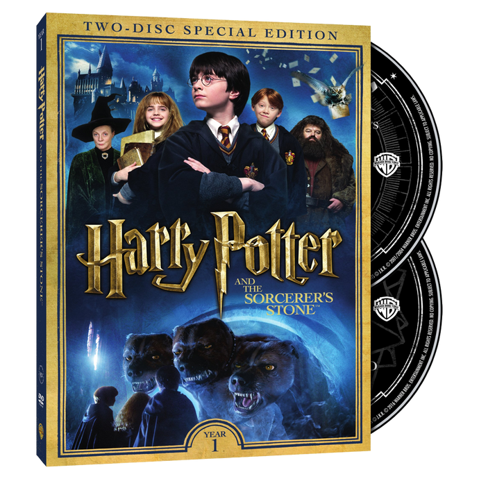 Harry Potter and the Sorcerer's Stone™ (Two-Disc Special Edition) (DVD)