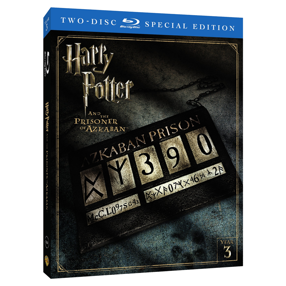 Harry Potter and the Prisoner of Azkaban™ (Two-Disc Special Edition) (BD)