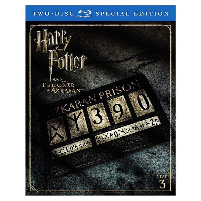 Harry Potter and the Chamber of Secrets™ (Two-Disc Special Edition) (BD)