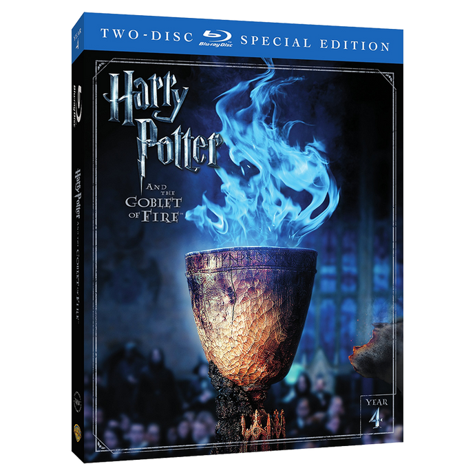 Harry Potter and the Goblet of Fire™ (Two-Disc Special Edition) (BD)
