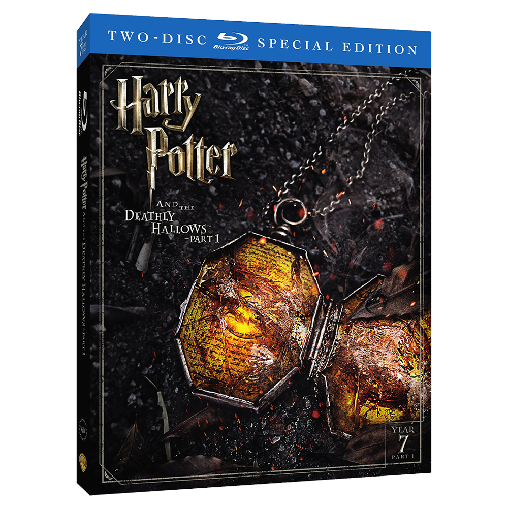 Harry Potter and the Deathly Hallows™ Part I (Two-Disc Special Edition) (BD)