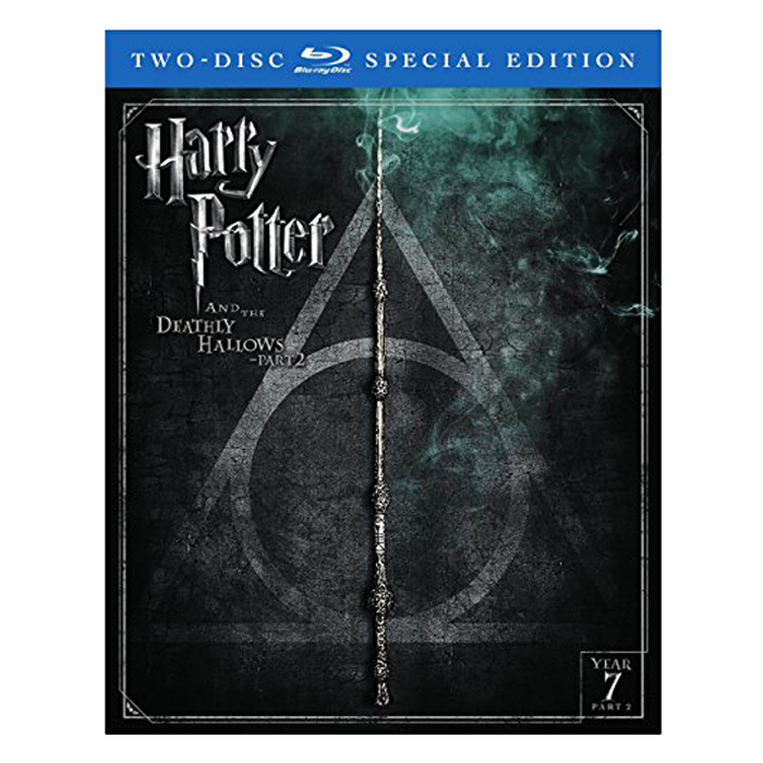 Harry Potter and the Deathly Hallows™ Part II (Two-Disc Special Edition) (BD)