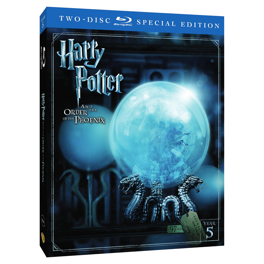 Harry Potter and the Order of the Phoenix™ (Two-Disc Special Edition) (BD)