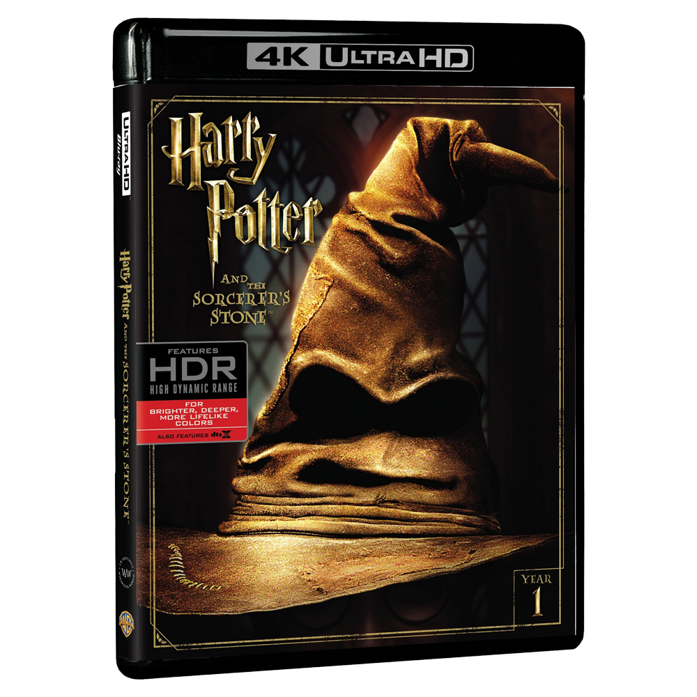 Harry Potter and the Sorcerer's Stone™ (4K UHD)