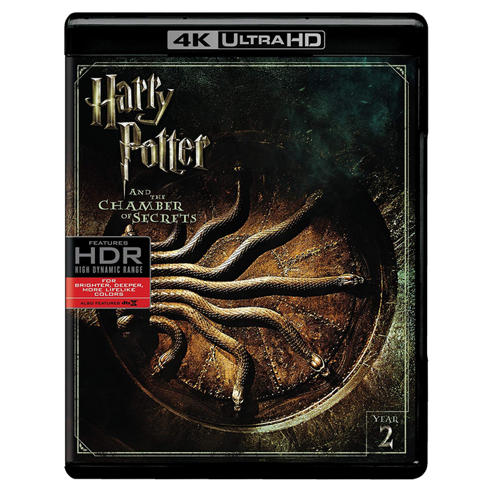 Harry Potter and the Chamber of Secrets™ (4K Ultra HD)
