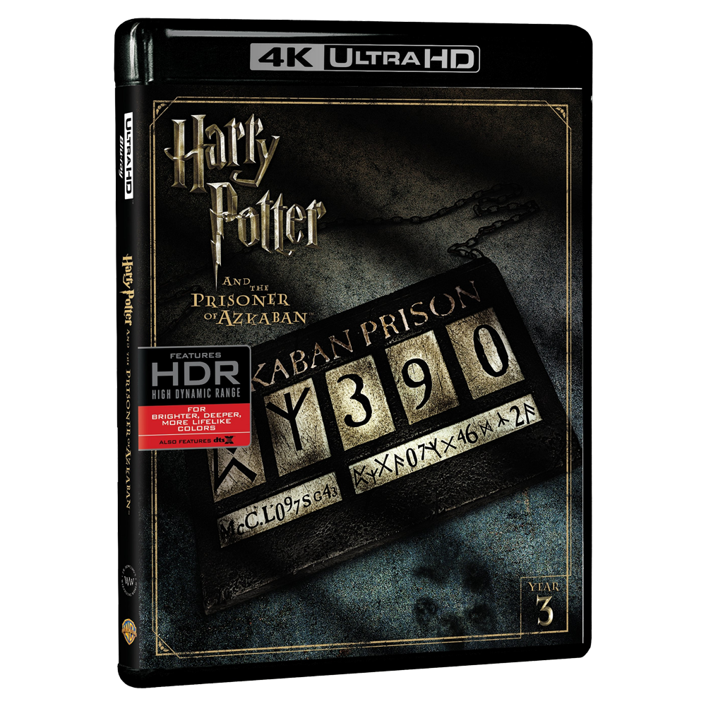 Harry Potter and the Prisoner of Azkaban™ (4K UHD)