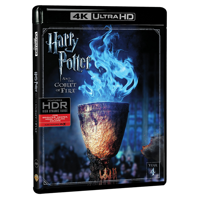 Harry Potter and the Goblet of Fire™ (4K UHD)