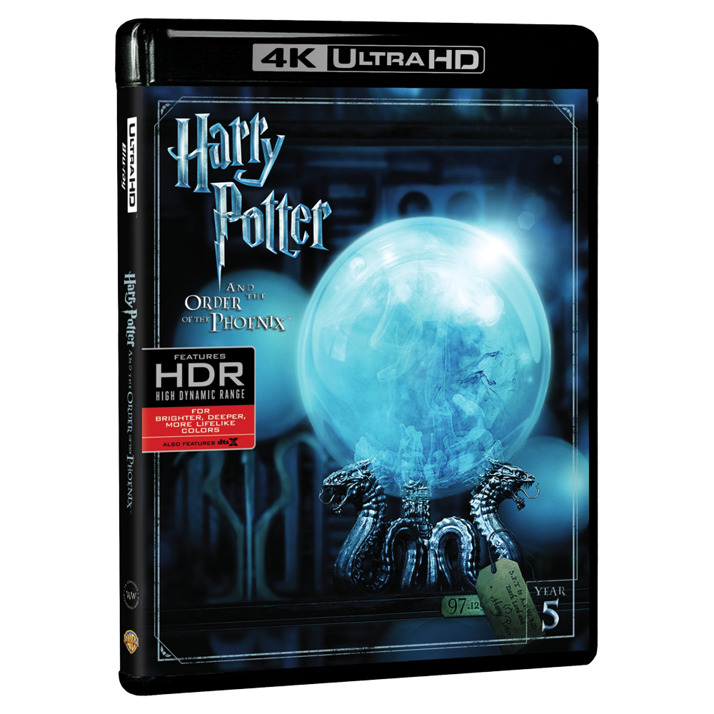 Harry Potter and the Order of the Phoenix™ (4K UHD)