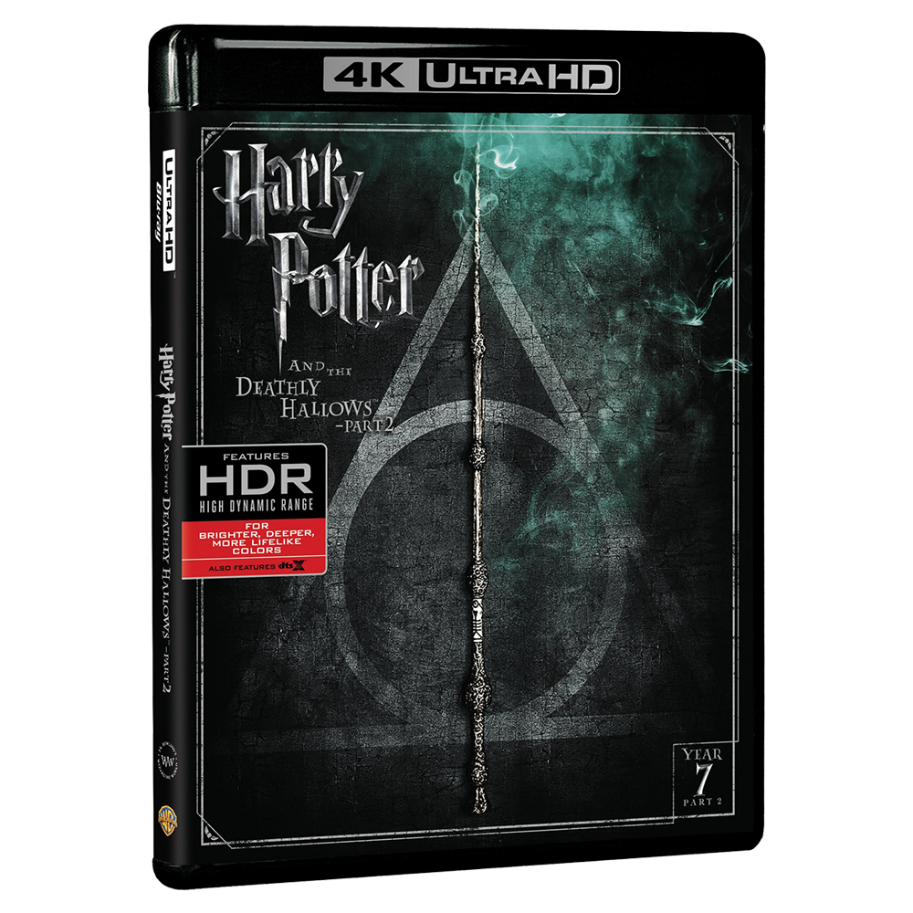 Harry Potter and the Deathly Hallows™ Part 2 (4K UHD)