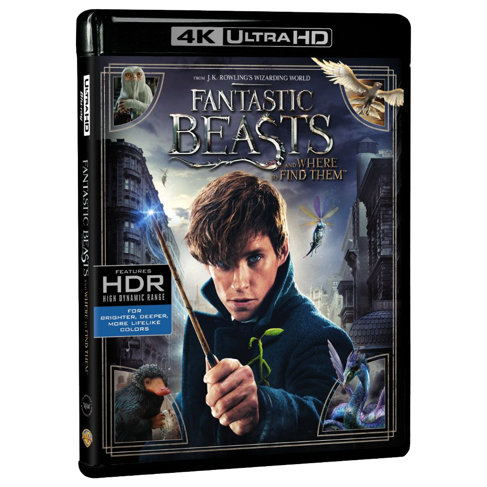 Fantastic Beasts and Where to Find Them™ (4K UHD)