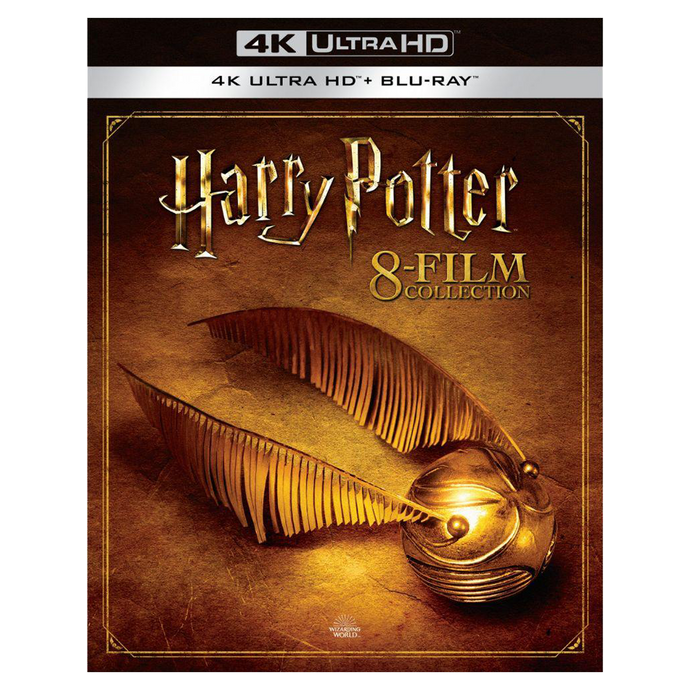 Harry Potter™: Complete 8-Film Collection (4K UHD)