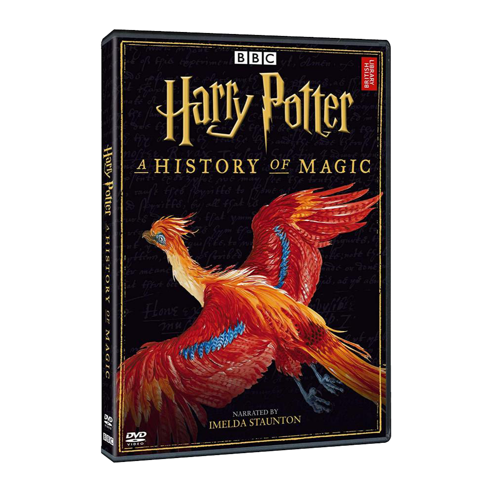 Harry Potter™: A History of Magic (DVD)