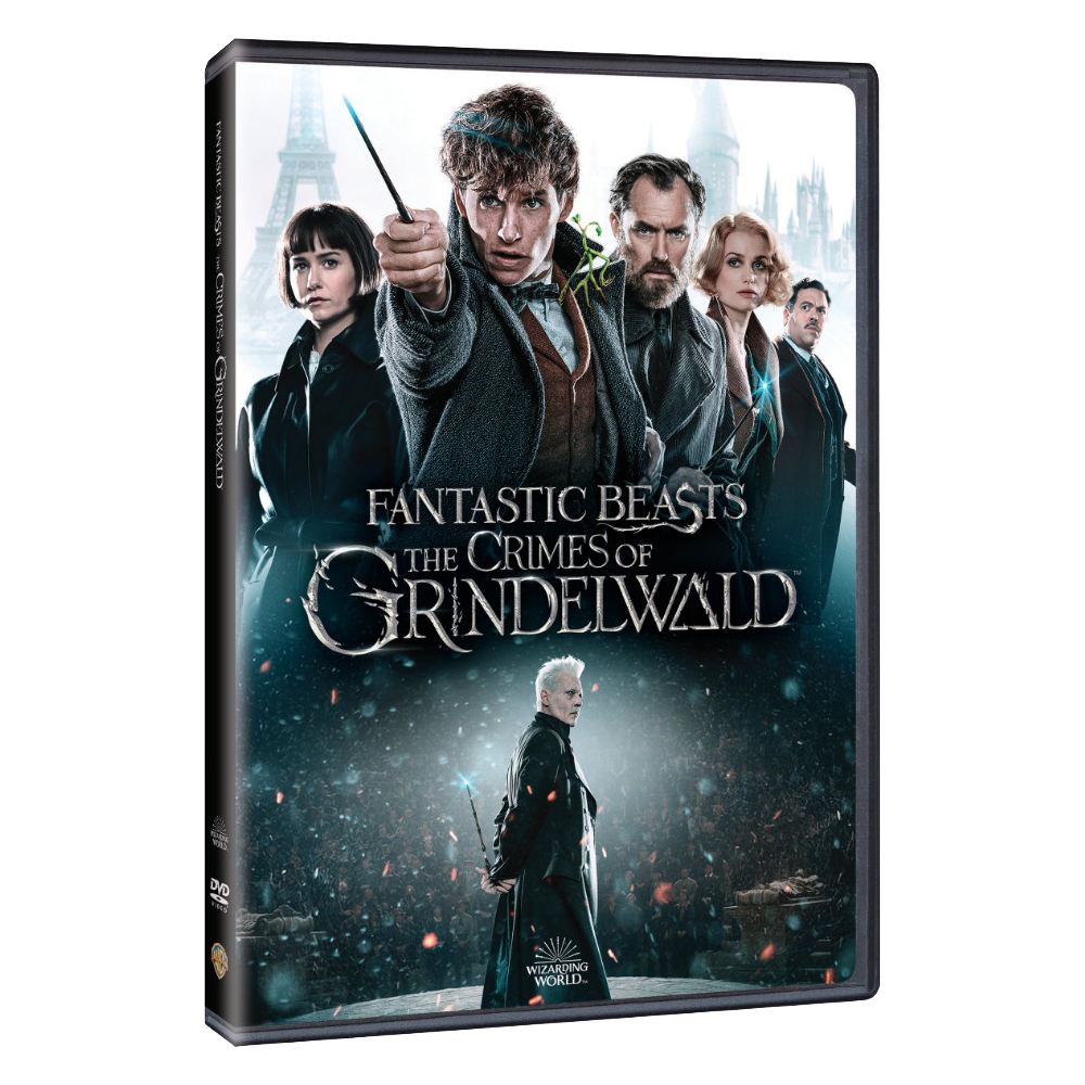 Fantastic Beasts: The Crimes of Grindelwald™ (DVD)