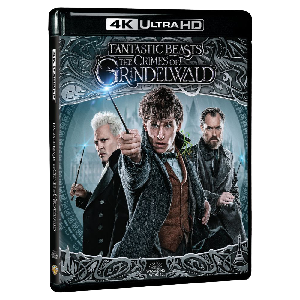 Fantastic Beasts: The Crimes of Grindelwald™ (4K UHD)