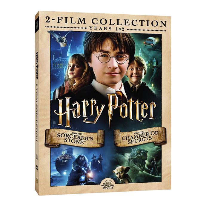 Harry Potter and the Sorcerer's Stone™/Harry Potter and the Chamber of Secrets™ (2-Film Collection) (DVD)