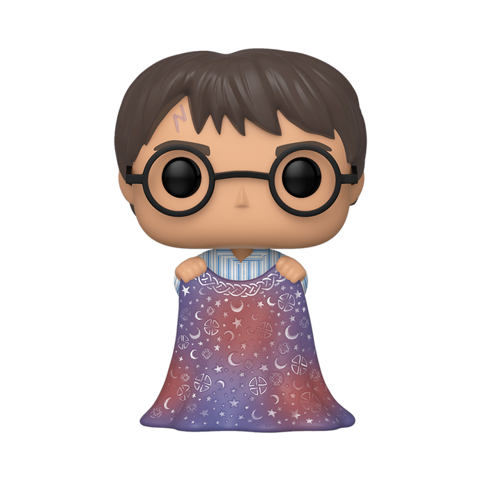 Harry with Invisibility Cloak Funko Pop! Vinyl Figure