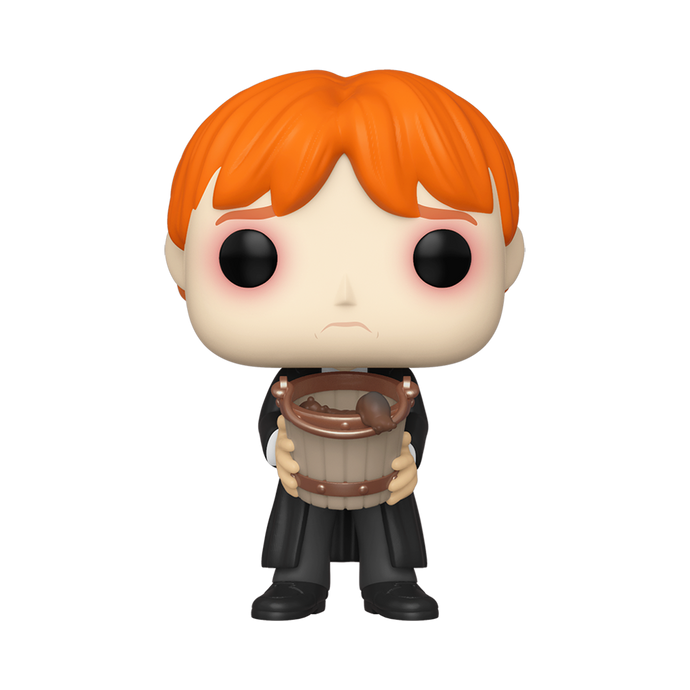 Ron Puking Slugs with Bucket Funko Pop! Vinyl Figure