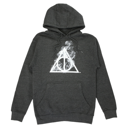 Deathly Hallows™ Charcoal Heather Hoodie