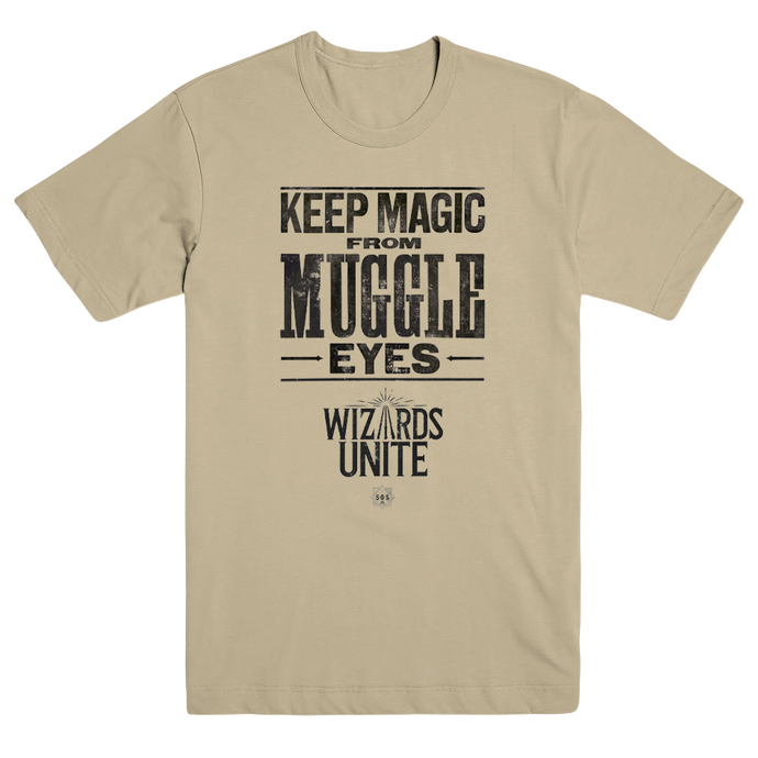 Harry Potter: Wizards Unite™ Muggle™ Eyes Unisex T-shirt