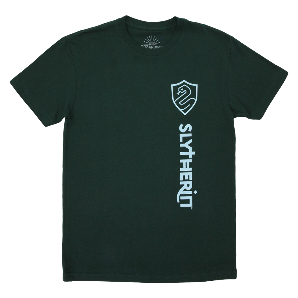 Slytherin™ Compact House Crest Green T-Shirt
