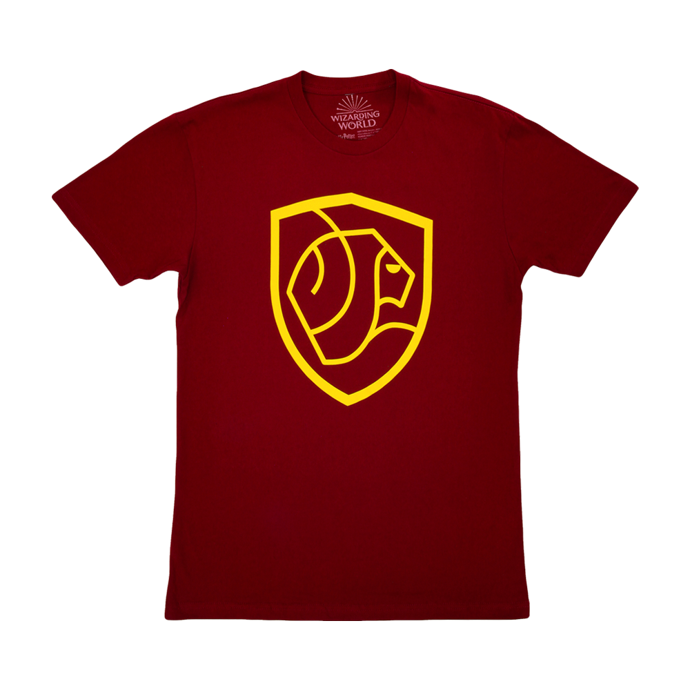 Gryffindor™ House Crest Youth Maroon T-Shirt