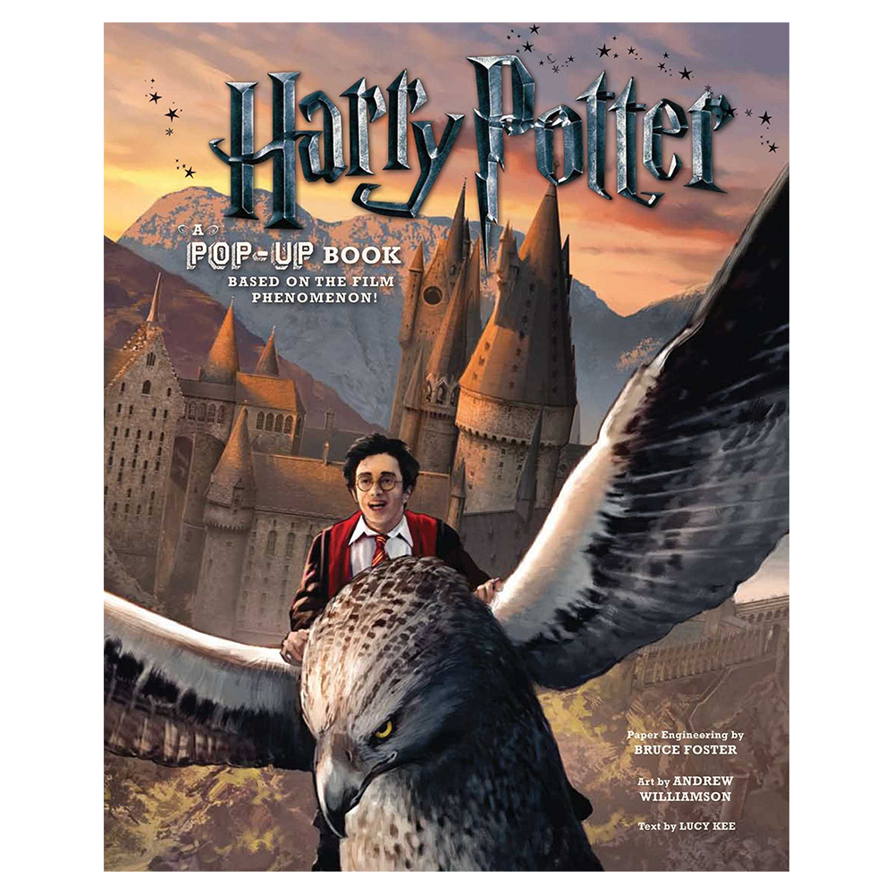 Harry Potter™: Pop Up Artwork Collectible Book