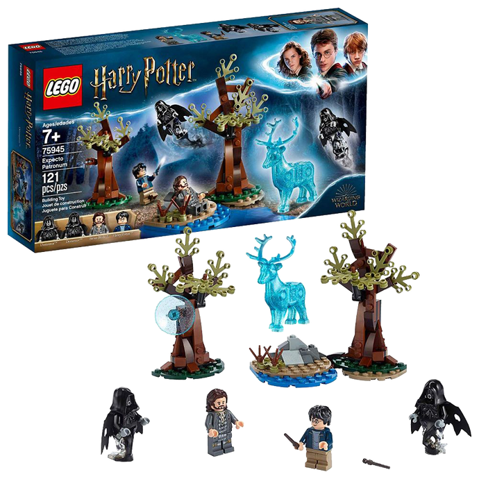 Expecto Patronum LEGO® from Harry Potter™
