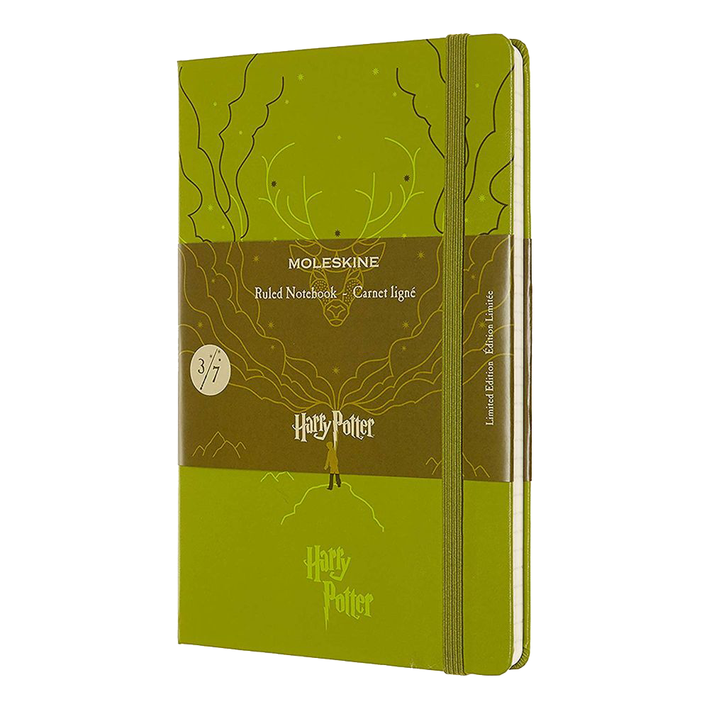 Moleskine Limited Edition Expecto Patronum Notebook