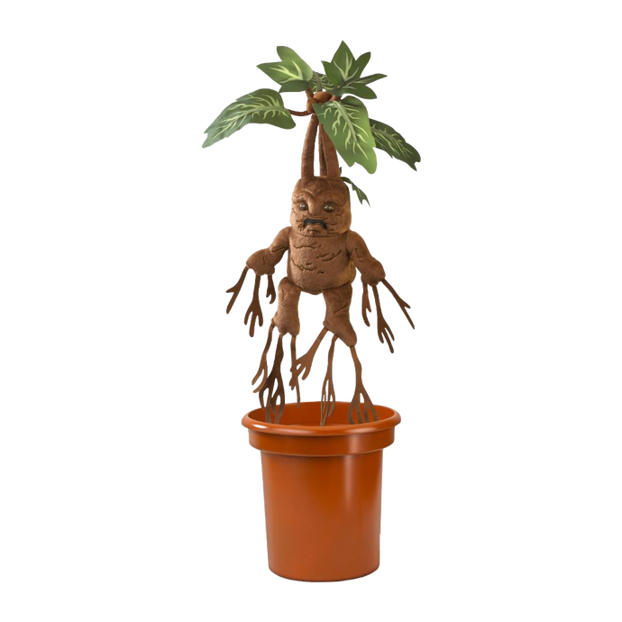 Mandrake Electronic Plush by The Noble Collection