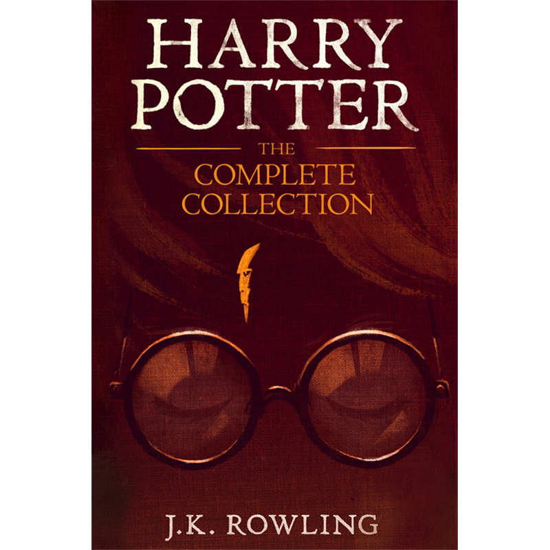 The Complete Harry Potter™ eBook Collection from the Pottermore Shop