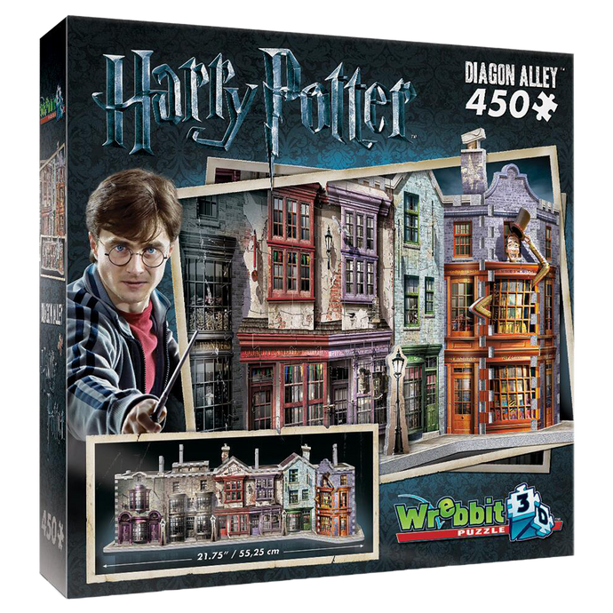Diagon Alley™ 3D Puzzle