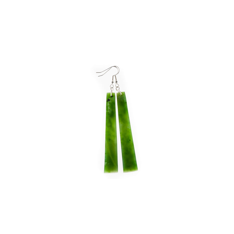 Long Toki Earrings