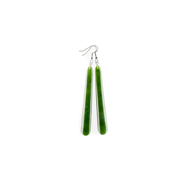 Long Roimata Earrings