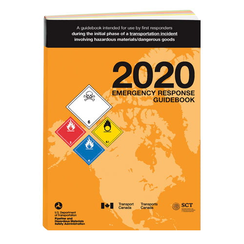 2020 EMERGENCY RESPONSE GUIDEBOOK AVAILABLE NOW