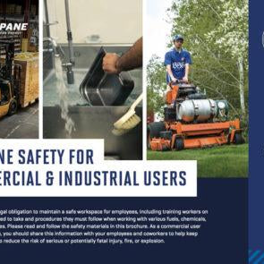 Propane Safety for Commercial and Industrial Users