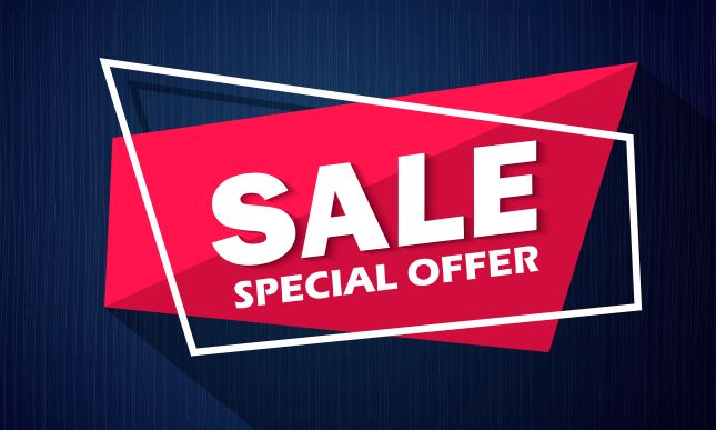Check Out Our Specials & Clearance Page