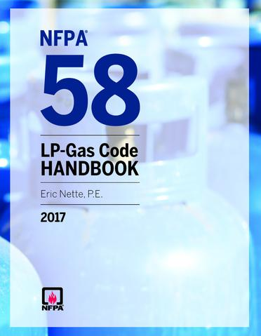NFPA 54 2018 ed & NFPA 58 2017 ed Books Now Available