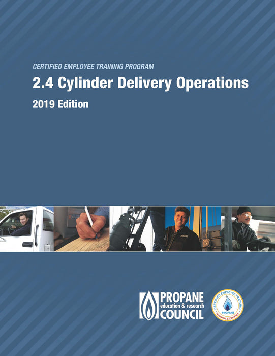 CETP 2.4 Cylinder Delivery Operations Book