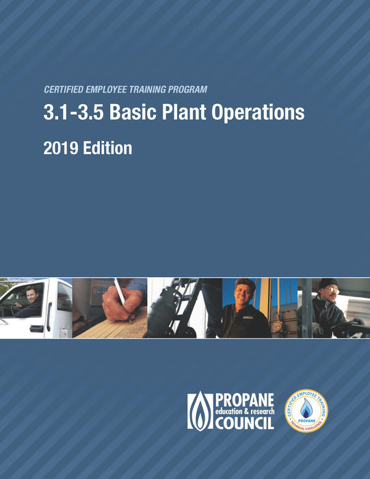 CETP 3.1-3.5 Basic Plant Operations Book