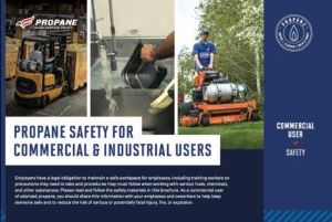 Propane Safety for Commercial and Industrial Users (25/PKG)